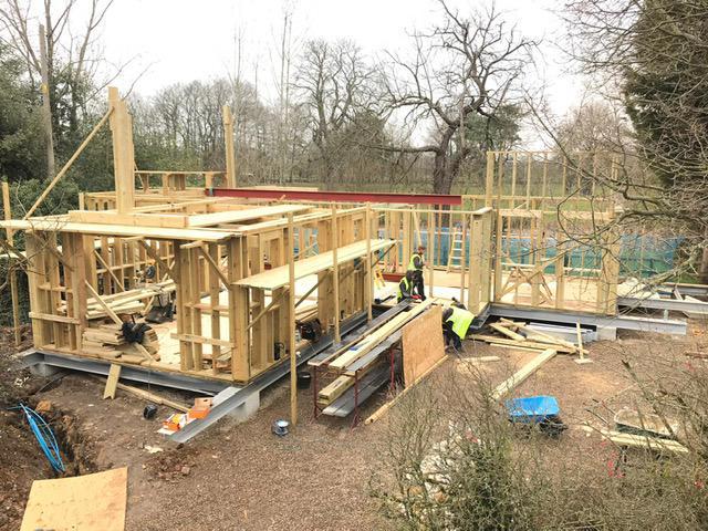 Image 2 - New Build, Feb 2019.