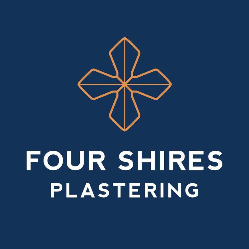 Four Shires Plastering logo