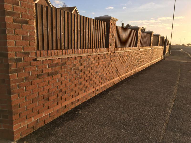 Image 1 - brickwall in Old Hunstanton
