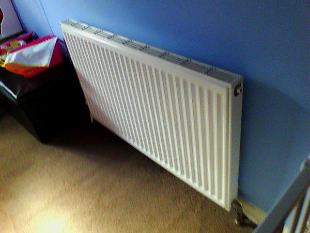 Image 12 - Radiator not getting hot