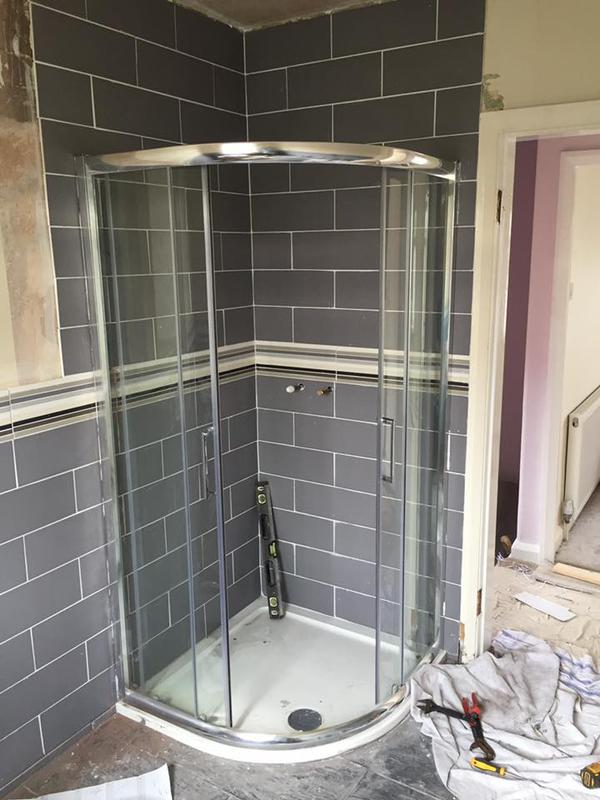 Image 22 - Nice new shower 🚿