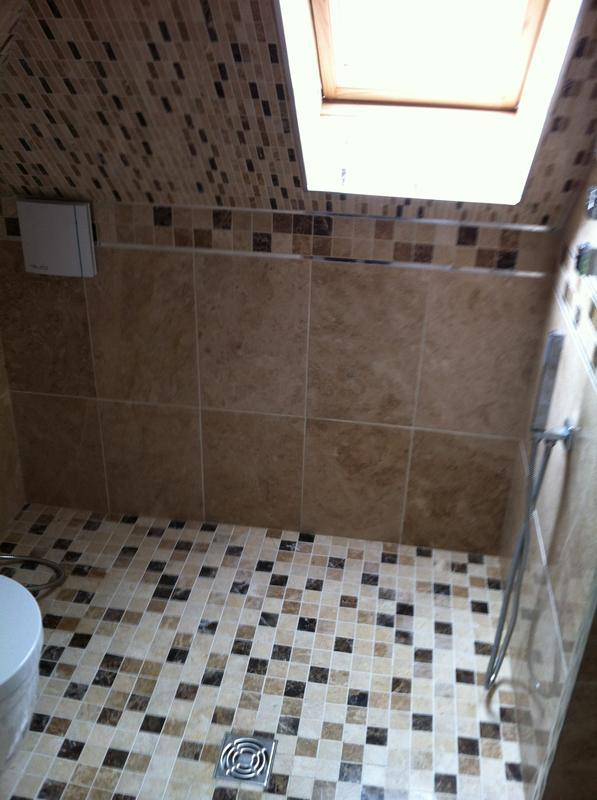 Image 35 - Wet Room In Loft Conversion