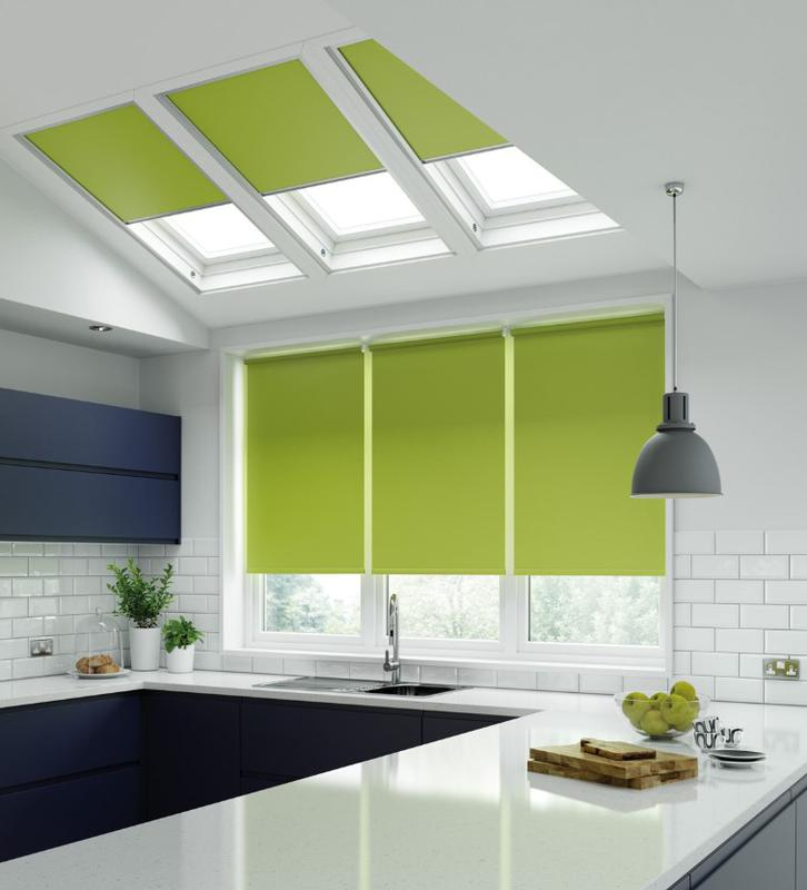 Image 37 - Roller Blinds and Skylight blinds.
