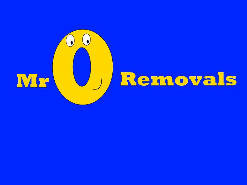Mr O Removals logo