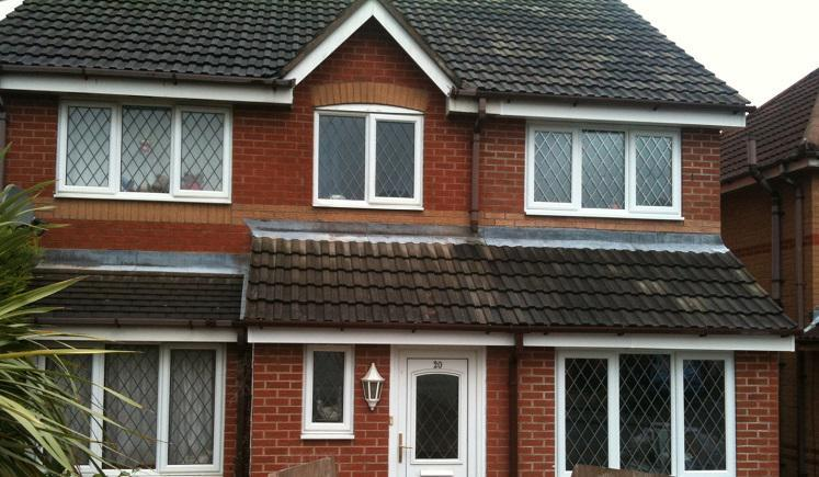 Image 1 - Extension at Hinckley we did