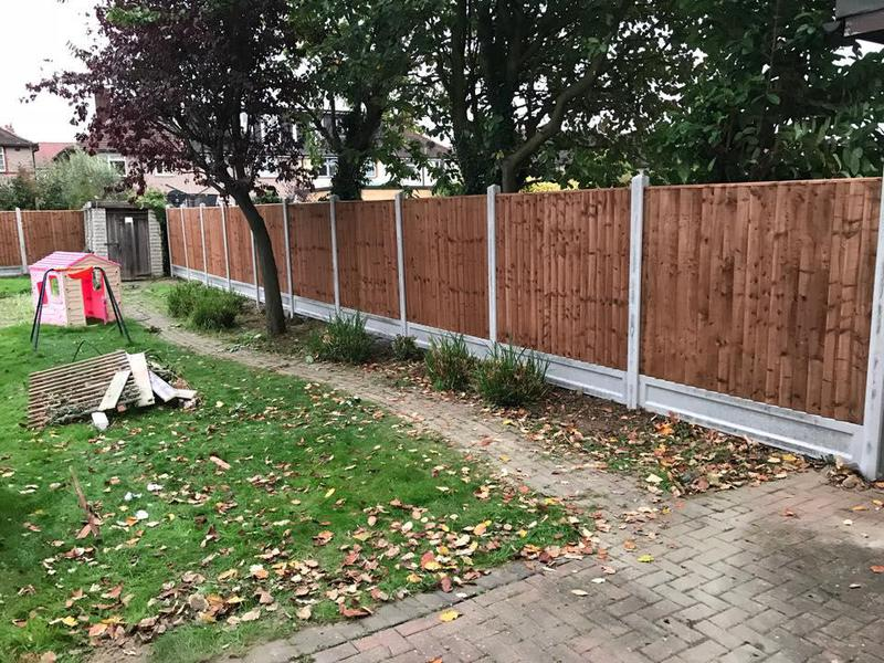 Image 30 - Strong Fencing with double gates for car access...