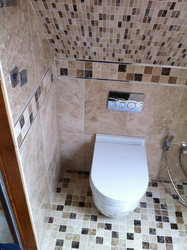 Image 36 - Wet Room In Loft Conversion