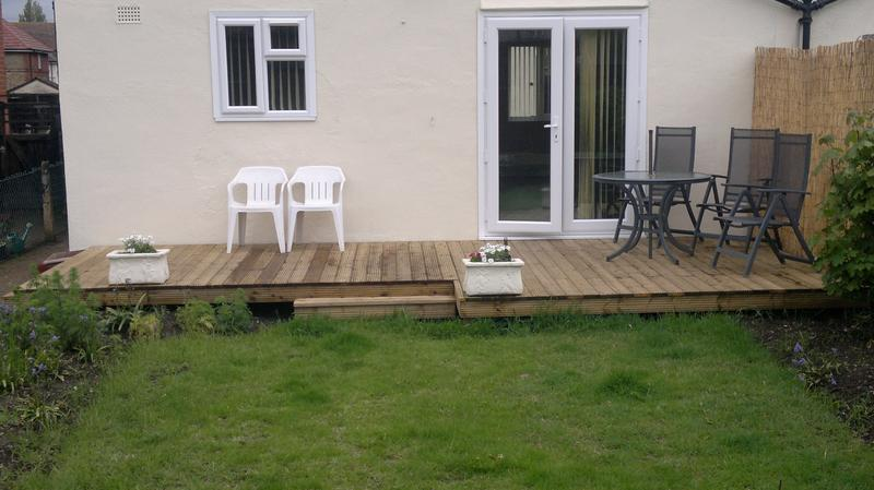 Image 34 - DECKING COMPLETE