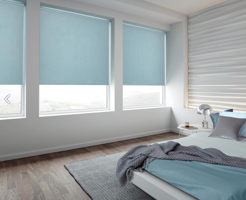 Image 38 - Dim-out Roller Blinds.