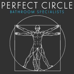 Perfect Circle Bathrooms logo