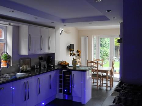 Image 2 - KITCHEN DESIGNED AND FITTED TO HOUSE IN KINGSWINFORD