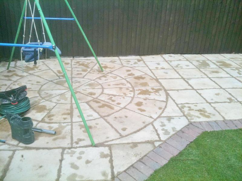 Image 2 - Patio and new Fence, and re turfed