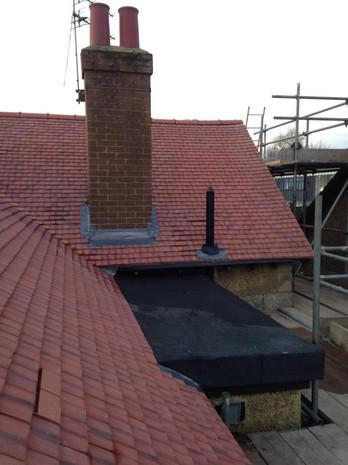 Image 3 - Maidstone Redland plain tile cottage roof renewal.
