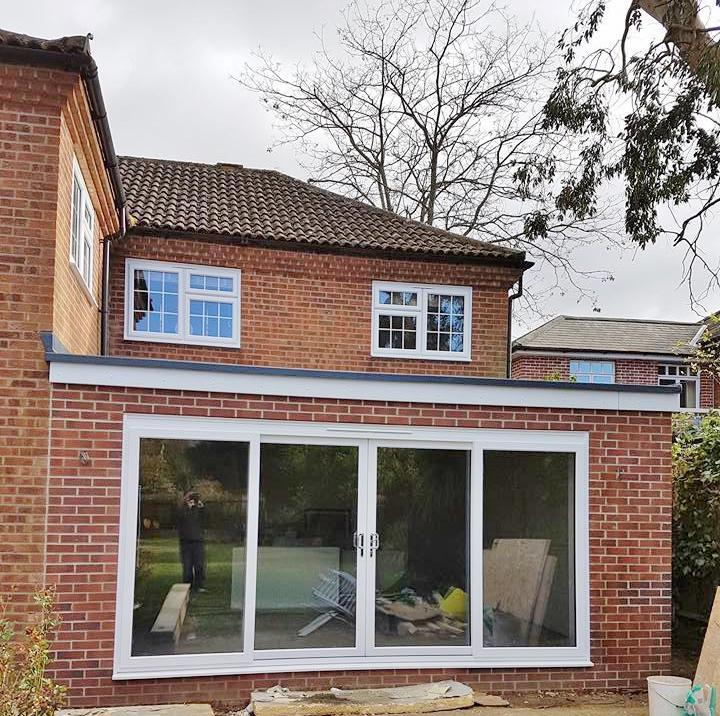Image 206 - Extension in West Bergholt