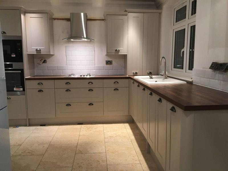 Image 5 - After picture of Joe & Louise's Kitchen Hornchurch