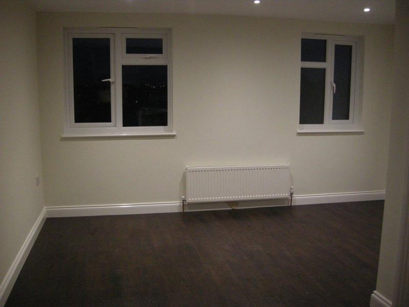 Image 51 - New room plastered and decorated along with radiator and flooring installed