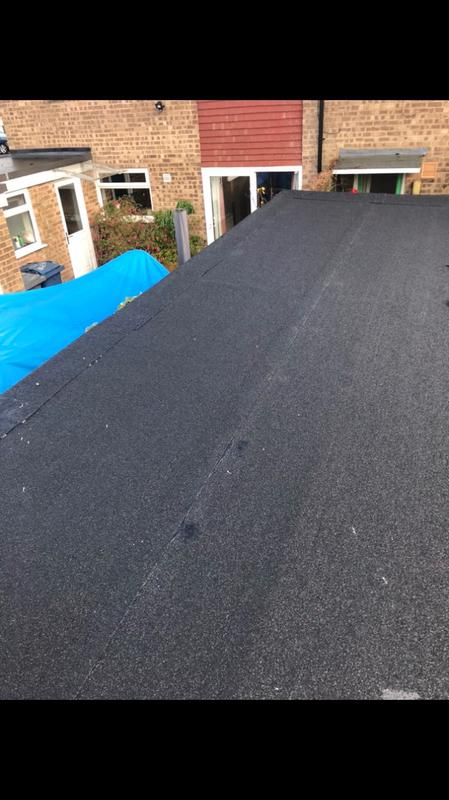 Image 22 - Renew felt roof