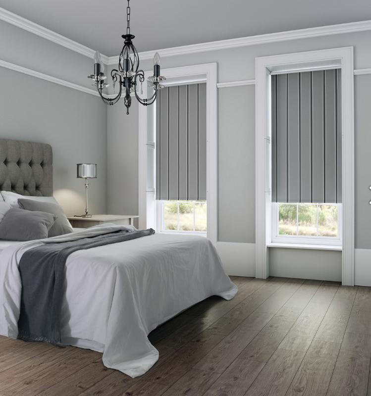 Image 39 - Block-out Roller blinds.