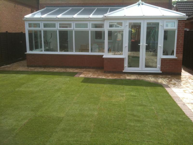 Image 3 - Conservatory at the same job in Hinkley