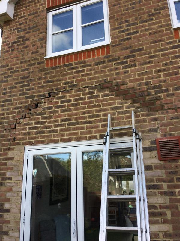 Image 58 - Brick bond rectification to match existing East Preston
