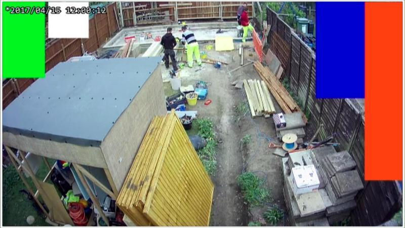 Image 26 - fence work