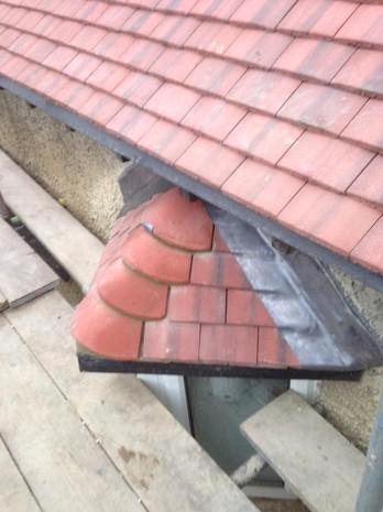 Image 6 - Maidstone Redland plain tile cottage roof renewal.