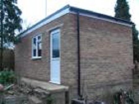 Image 6 - Outhouse finished