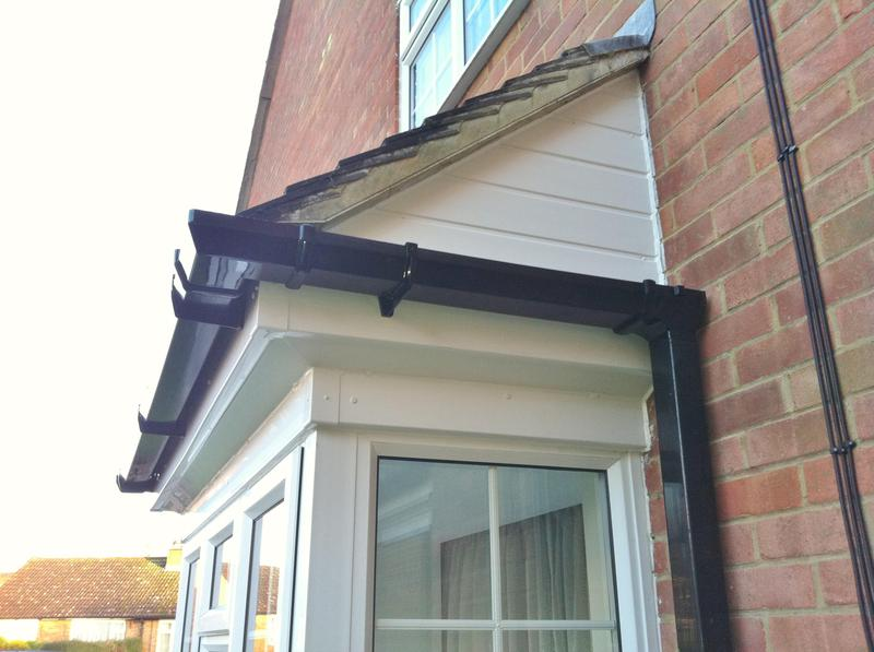 Image 6 - New Guttering and Soffits