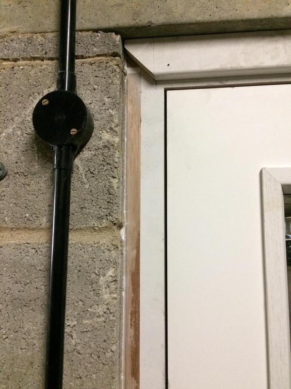 Image 34 - Fire door set