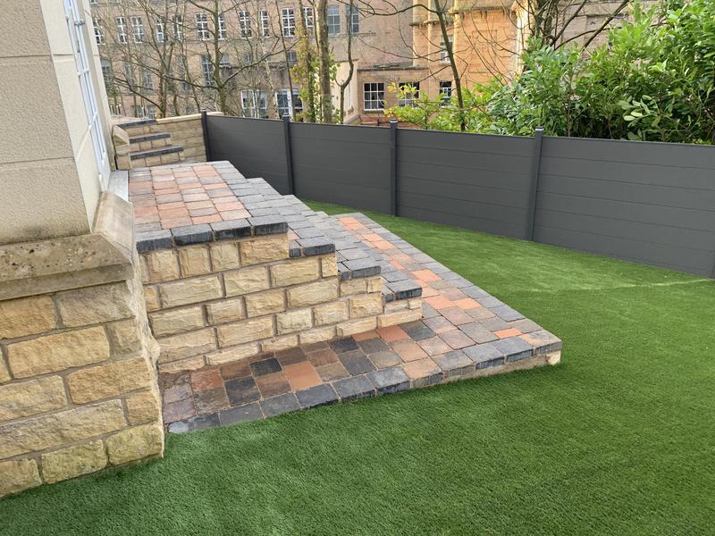 Image 8 - Stone wall/garden renovation