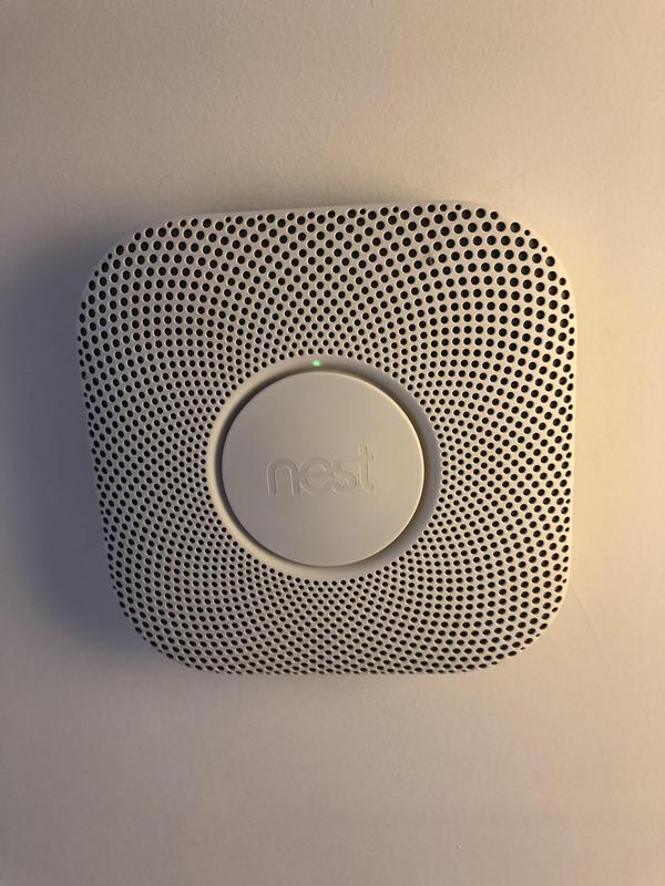 Image 48 - Nest protect smoke detector installation