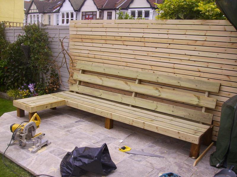 Image 24 - garden bench