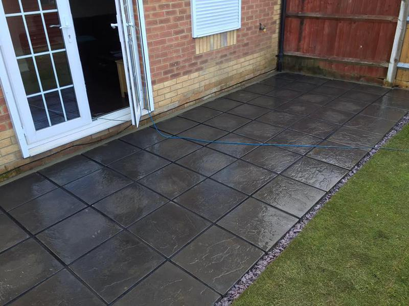 Image 38 - Paved patio