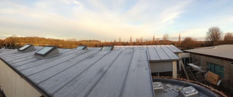 Image 5 - single ply roofing