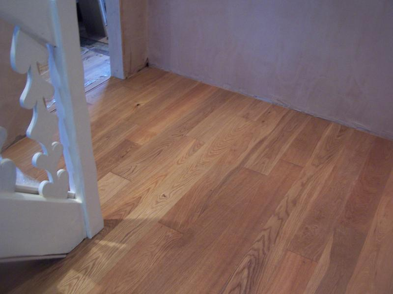 Image 13 - Oak engineered brushed and oiled timber