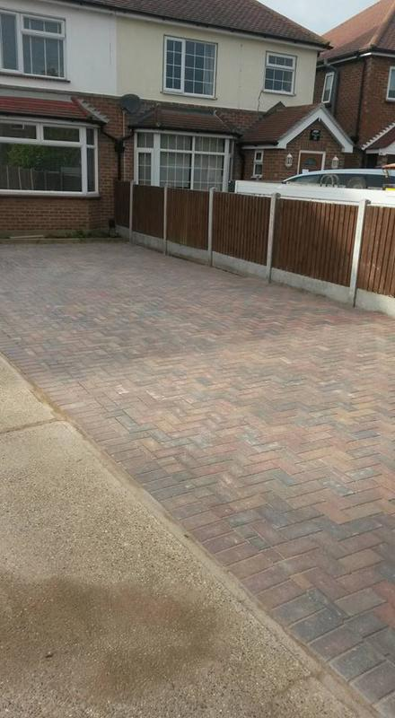 Image 217 - Easy turning old grass area into a smart driveway