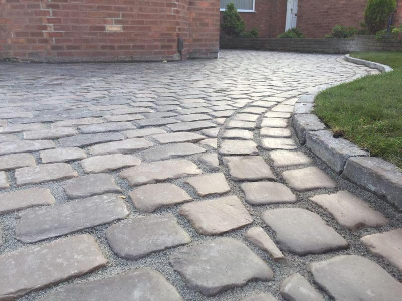 Image 15 - Cobbletch driveway. BULLETPROOF!!!!! laid on concrete and made to last