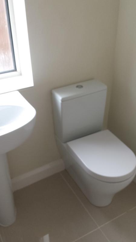 Image 16 - New toilet