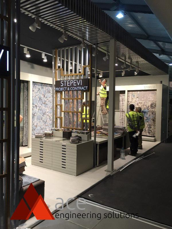 Image 3 - Design Construction of an Exhibition stand in Decorex, London