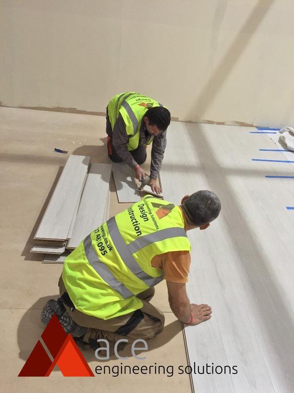 Image 6 - Laminate Flooring,