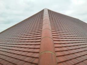 Image 20 - Orpington Redland plain tile roof renewal.