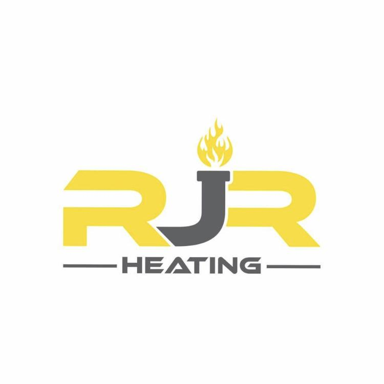RJR Heating logo