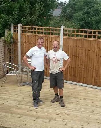 Image 224 - Nice decking with aid of Smart carpentry