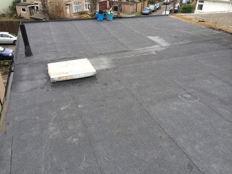 Image 11 - New Flat Roof
