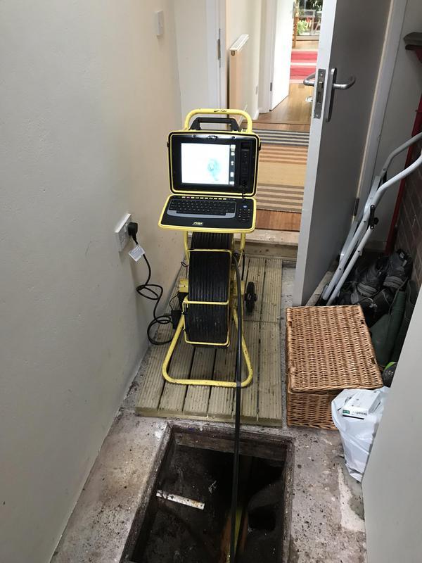 Image 20 - Blocked drains