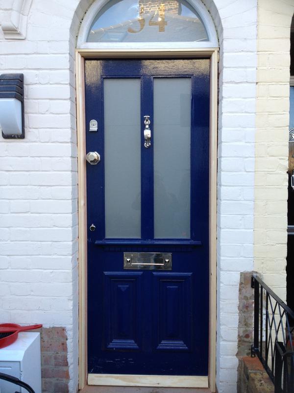Image 48 - front door