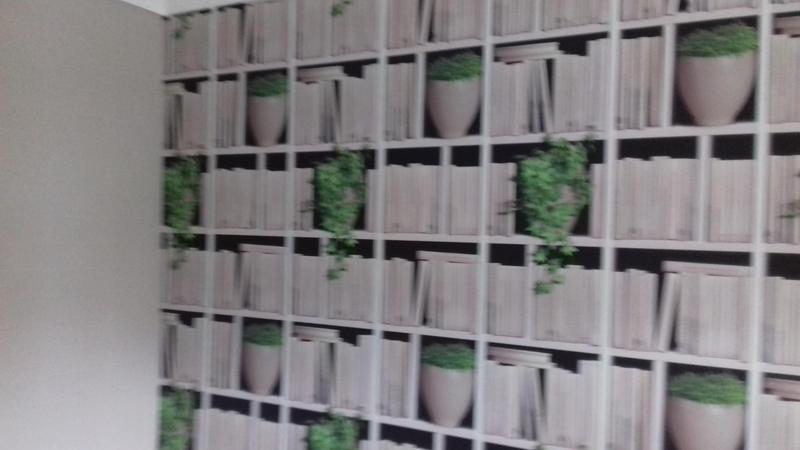 Image 14 - bookshelf wallpaper