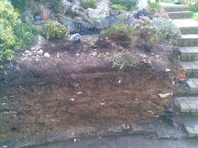 Image 6 - retaining wall keep cracking