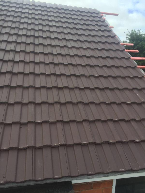 Image 96 - New roof
