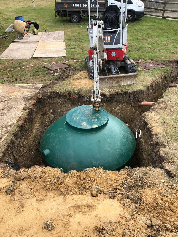 Image 16 - New Sewage Treatment Plant Installation